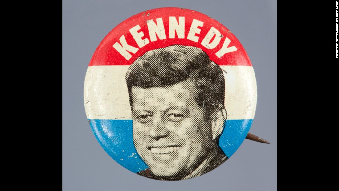 John F. Kennedy became the youngest man ever elected to the presidency when he defeated Vice President Richard Nixon in 1960.