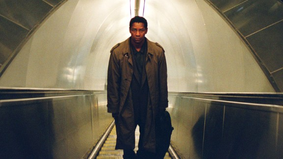"""Denzel Washington stars in this 2004 remake of<strong> """"Manchurian Candidate""""</strong> based on Richard Condon's novel of the same name. He stars as a veteran who finds himself deeply involved in an insidious plot."""