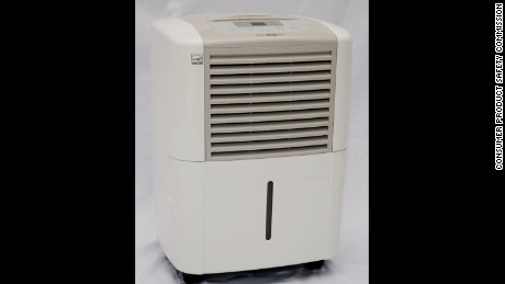 Dehumidifiers recalled due to fire hazard - CNN