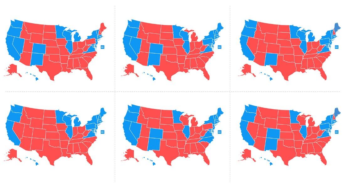 6 ways Donald Trump could win 270 electoral votes - CNNPolitics