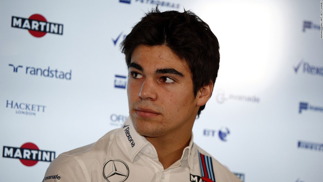 Stroll has impressed in lower formulas, most recently in F3 securing the European Championship with an impressive 14 wins in 2016.