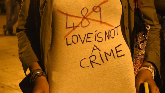 Activists in Morocco have called for the abolition of Article 489.