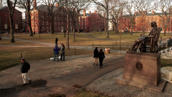 Harvard University has rescinded admission for racism, plagiarism and prior criminal acts.