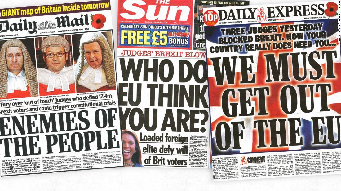 Brexit News: Explaining Brexit