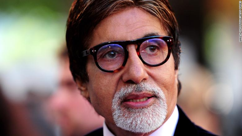 Bollywood legend Amitabh Bachchan tests positive for Covid-19