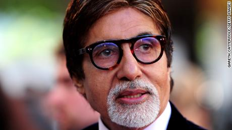 Bachchan is one of India's most revered film stars.
