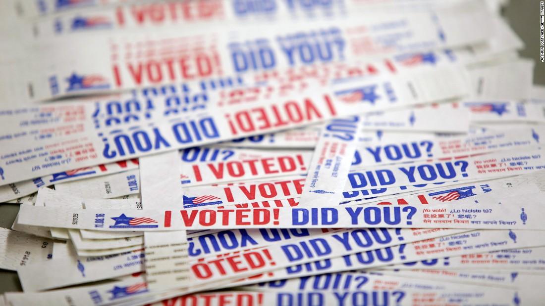 31天后,中期投票已经开始