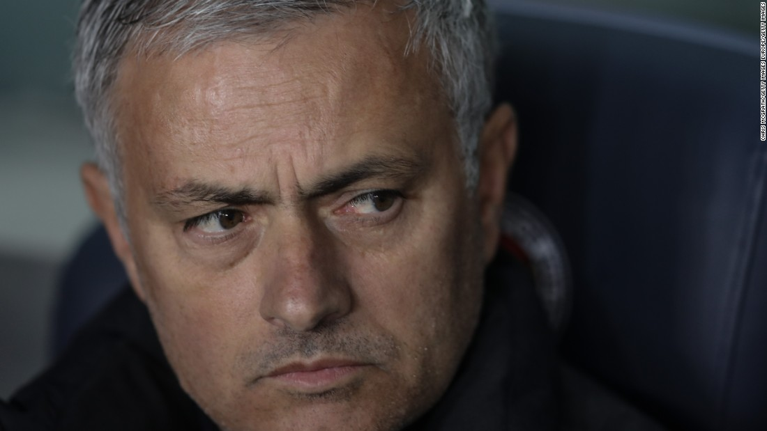 Jose Mourinho was left seething after his Manchester United side was beaten 2-1 by Turkish club Fenerbahce in the Europa League in November 2016. He laid into his players after the game and questioned their commitment.