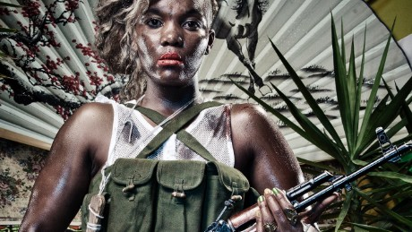 Zimbabwean artist Kudzanai Chiurai's State of a Nation images explore a continent that has experienced more violent conflict than any other.