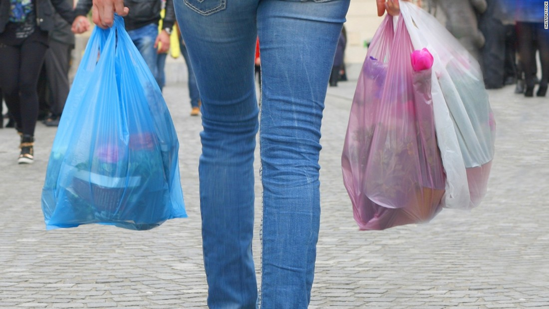 "Plastic bags are one of the most damaging sources of everyday pollution. By some estimates, <a href=""https://conservingnow.com/plastic-bag-consumption-facts/"" target=""_blank"">1 trillion</a> non-biodegradable plastic bags are disposed of each year, breaking down in waterways, clogging landfill sites and releasing toxic chemicals when burned. <br /><br />Initiatives to control plastic bags such as supermarkets charging for them are beginning to <a href=""http://www.bbc.co.uk/news/science-environment-36917174"" target=""_blank"">make a dent</a> in the epidemic."