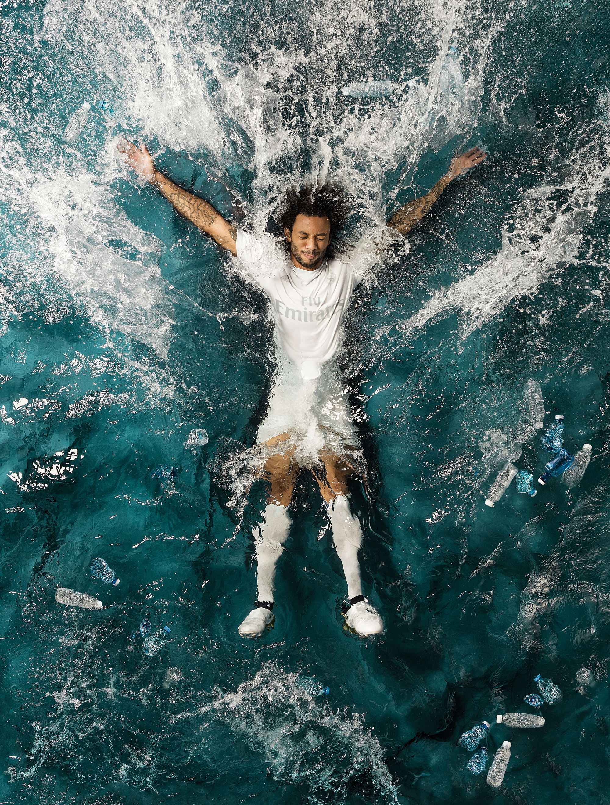 17031f00a Real Madrid and Bayern Munich to wear jerseys made from ocean waste