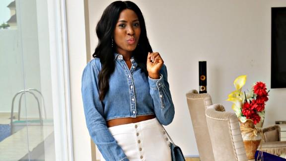 Nigerian millionaire blogger Linda Ikeji has launched her own social networking platform -- Linda Ikeji Social (LIS).