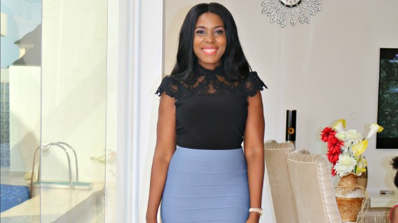 Ikeji has grown a large following since she started blogging 10 years ago. Today she has 1.32 million Twitter followers and 796,000 following on Instagram.