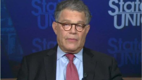 Franken: Comey should answer Congress' questions