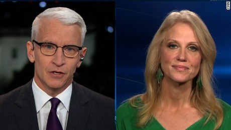 Cooper to Conway: Fine to speculate without facts?