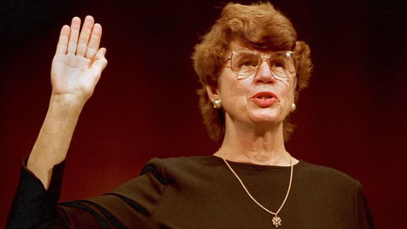 Janet Reno, the first female US attorney general, died November 7 following a long battle with Parkinson's disease, her sister Maggy Hurchalla said. Reno, 78, served in the Clinton White House from 1993 to 2001.
