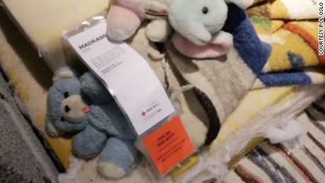 IKEAS iconic price tags were filled with stories by Syrian refuges