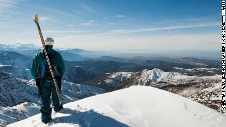 By foot or helicopter, the High Atlas is one of the world's hidden ski gems