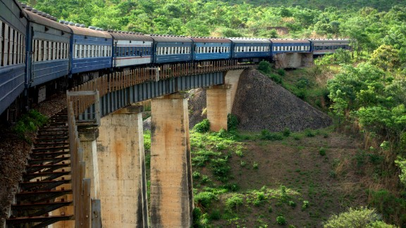 Since the first Chinese-backed railway, Tazara, was unveiled in the 1970s, four new billion-dollar railways have emerged across Africa.