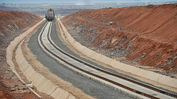 The new Chinese trains in East Africa will run at speeds between 80 and 120 miles per hour. However, faster trains could be on the horizon, as the African Union has plan to link up all major cities in Africa with a new Chinese-funded, high-speed project as part of their Agenda 2063.