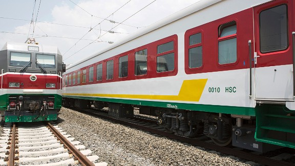 The latest to be inaugurated, in January 2017, is a 756-kilometer railway which links Ethiopia
