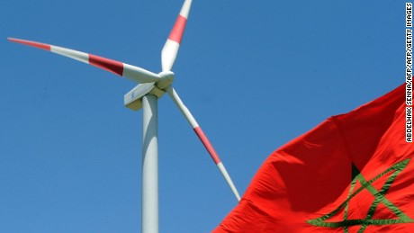 Wind in Morocco's sails as green energy revolution takes off