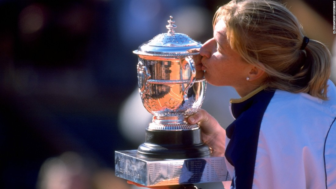Serena needs just more more slam to reach 23 and eclipse the standard set by German legend Steffi Graf back in 1999 with her victory at the French Open.