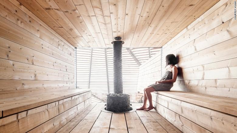 How To Take A Sauna In Helsinki | CNN Travel