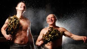 How to take a sauna in Helsinki