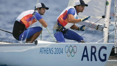 Lange and Espinola also won bronze at the 2004 Athens Olympics.