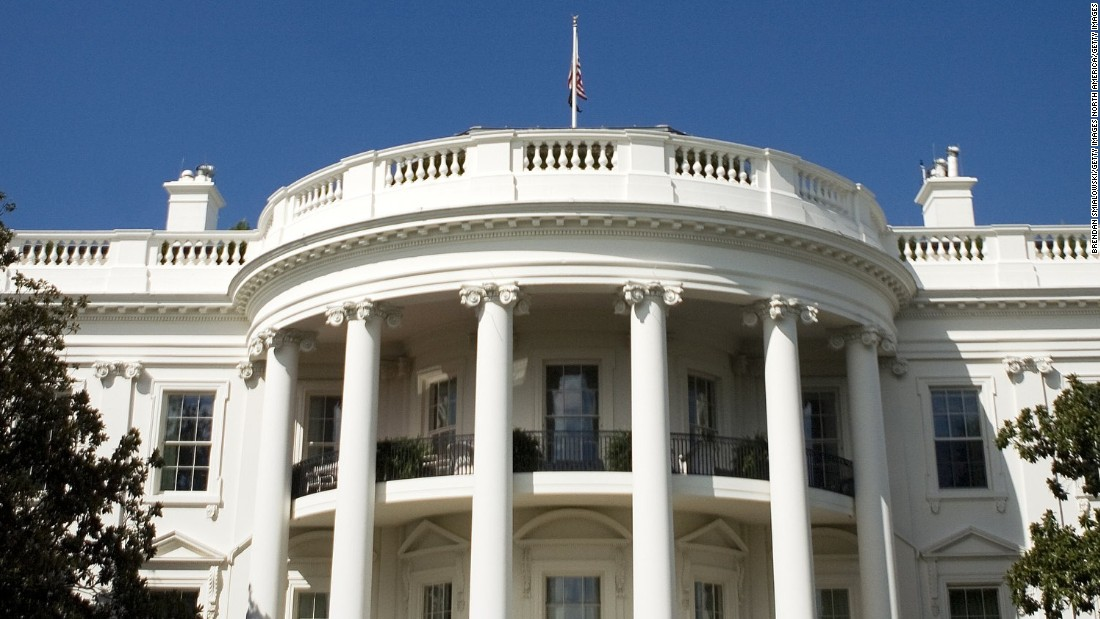 Nice Police Identify Man Who Shot Himself Outside White House   CNNPolitics