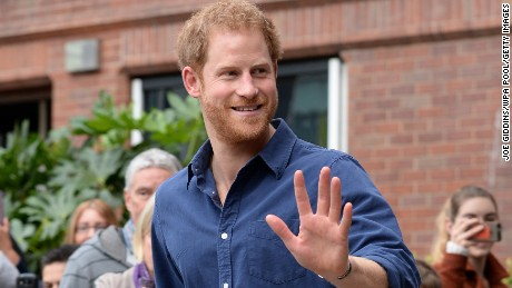 Prince Harry on how he dealt with mom's death