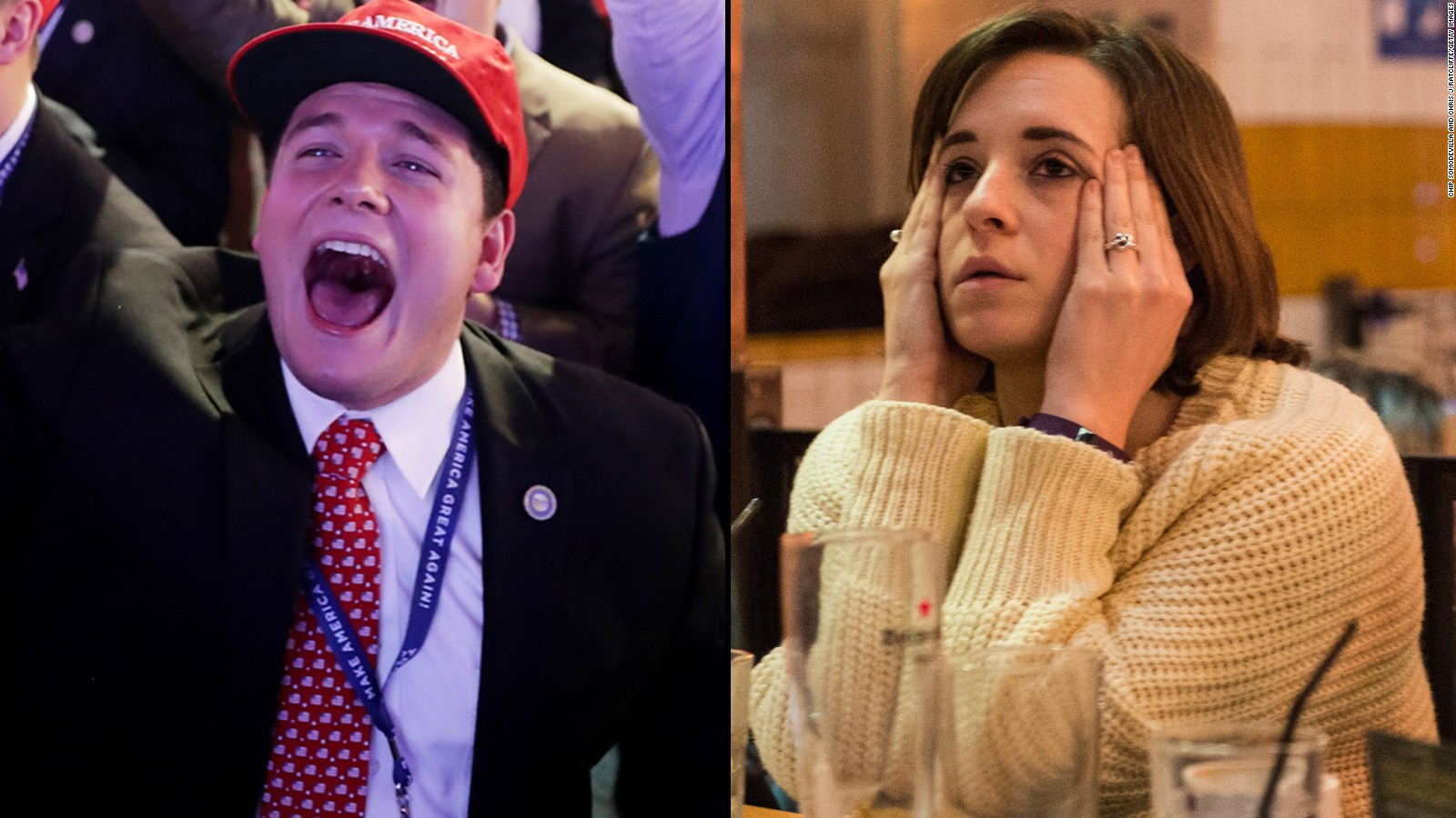 the day that changed everything election 2016 as it happened cnnpolitics