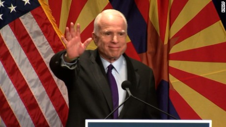 Full interview: Sen. John McCain