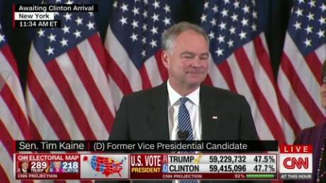 Tim Kaine concession speech Hillary sot ath_00000724