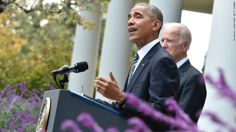 Biden returns once again to the Rose Garden for stimulus celebration
