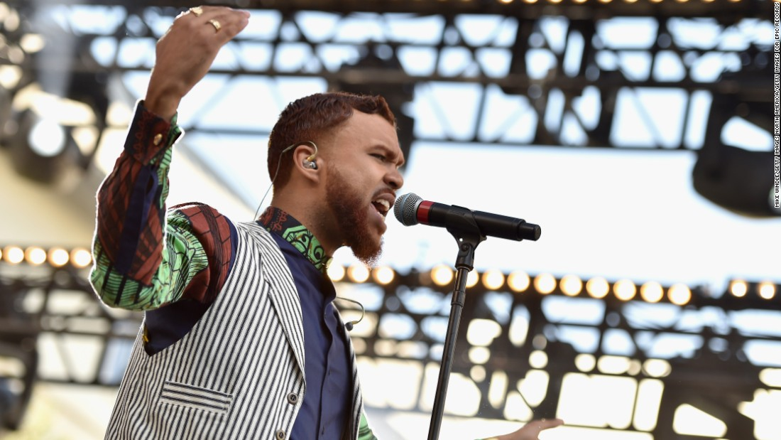 With his hotly anticipated album on the way, Jidenna shows few signs of slowing down.