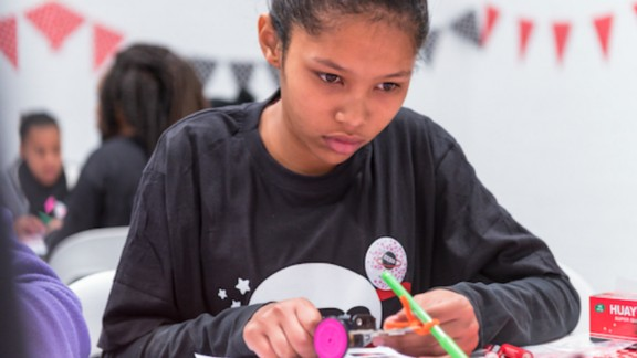 By 2020 80% of jobs will be related to STEM (Science Technology Engineering and Mathematics), MEDO predicts, but currently only 14% of  the STEM workforce globally are women.