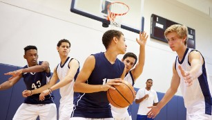 Sports-related eye injuries are most common among kids