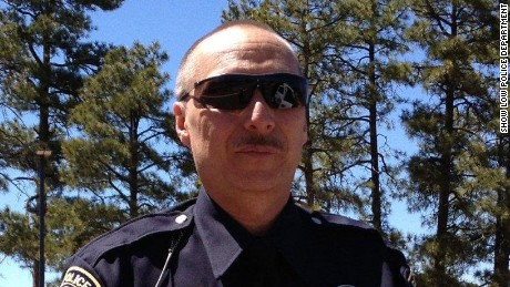 Officer Darrin Reed