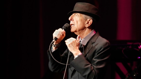 "Canadian singer-songwriter Leonard Cohen died at the age of 82, according to a post on his official Facebook page on November 10. A highly respected artist known for his poetic and lyrical music, Cohen wrote a number of popular songs, including the often-covered ""Hallelujah."""
