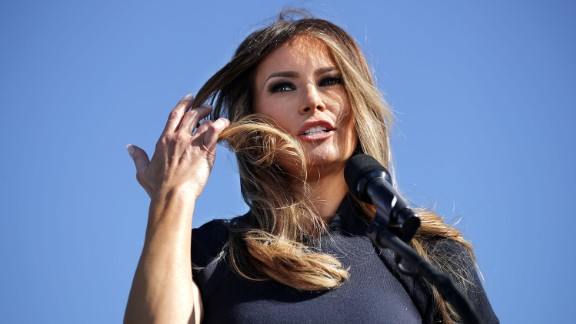 """Following a historic 2016 presidential election, Melania Trump is preparing to become the next first lady of the United States. It's too soon to know what she'll choose to do with her time as FLOTUS, although she has previously expressed interest in using her position to <a href=""""http://edition.cnn.com/2016/11/03/politics/melania-trump-speech-pennsylvania/"""">advocate against cyberbullying</a>. But as the newest in a long line of first ladies, she'll have some big shoes to fill ..."""