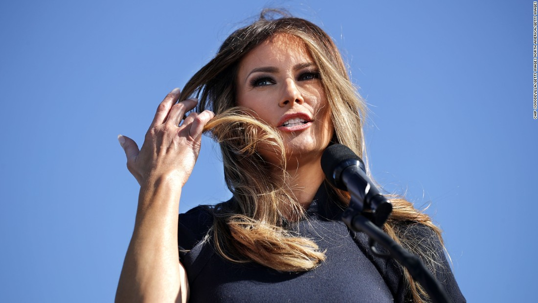 "Following a historic 2016 presidential election, Melania Trump is preparing to become the next first lady of the United States. It's too soon to know what she'll choose to do with her time as FLOTUS, although she has previously expressed interest in using her position to <a href=""http://edition.cnn.com/2016/11/03/politics/melania-trump-speech-pennsylvania/"">advocate against cyberbullying</a>. But as the newest in a long line of first ladies, she'll have some big shoes to fill ..."