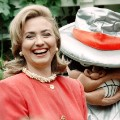 Hillary Clinton first lady