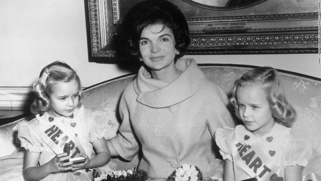 Jacqueline Kennedy took a particular interest in historic preservation and worked hard to restore the White House to its original state. She established the White House Historical Association and she also passed a law that ensured future White House residents could not dispose of any furnishings.
