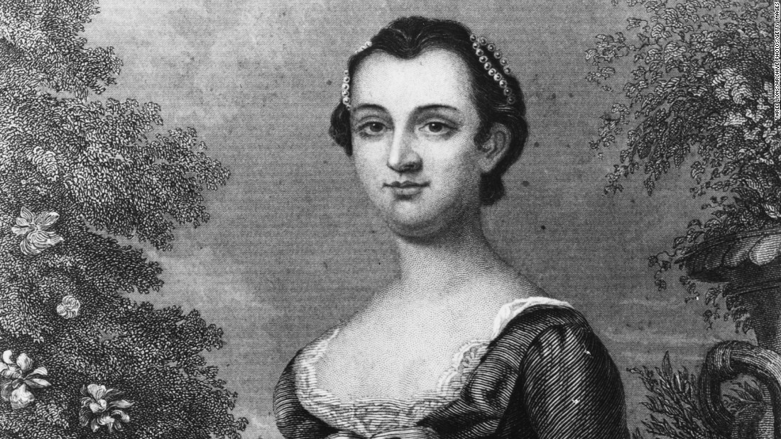 America's first, first lady: Martha Washington. Martha had the important role of setting a precedent for all future first ladies. She was reluctant to appear in the public spotlight, but one of her most important initiatives was a weekly reception she held on Friday evenings, for everyone from Congressmen to members of the local community.