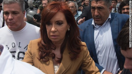 Argentina's former President Cristina Fernández de Kirchner has been charged in a corruption case stemming from her time in office.