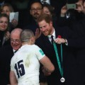 prince harry england rugby