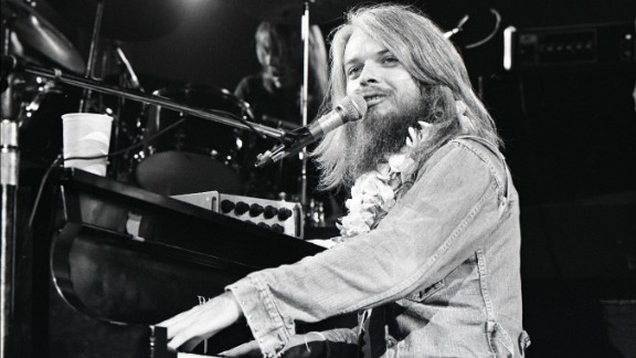 Leon Russell, who emerged as a rock