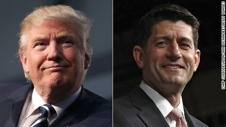 All eyes on Trump, Ryan relationship after health care defeat
